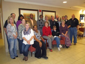 A group photo of the MASEP Advisory Committee